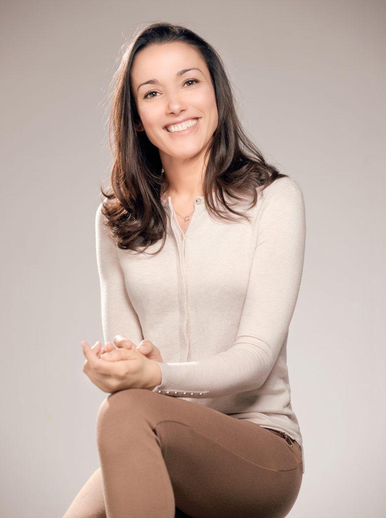 Foto de Jane, coach de meditación